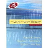 Voice and Voice Therapy (with Free DVD)
