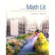 Math Lit plus MyMath Lab -- Access Card Package