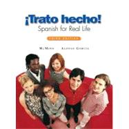 Trato Hecho: Spanish for Real Life (clothbound)