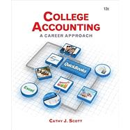 College Accounting (Book Only) A Career Approach