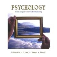MyPsychLab with E-Book Student Access Card for  Psychology: From Inquiry to Understanding (standalone)