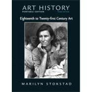 Art History Bk. 6 : Eighteenth to Twenty-First Century Art