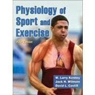 Physiology of Sport and Exercise with Web Study Guide
