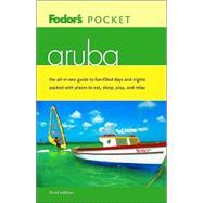 Fodor's Pocket Aruba, 3rd Editon