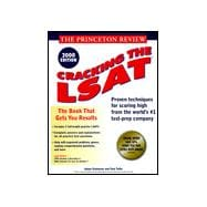 Princeton Review: Cracking the LSAT, 2000 Edition