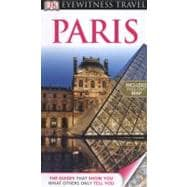 DK Eyewitness Travel Guide: Paris