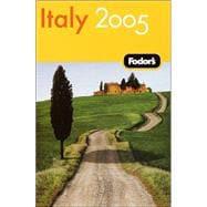 Fodor's Italy 2005