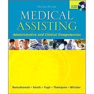 Medical Assisting - Administrative and Clinical Competencies with Student CD & Bind-in OLC Card