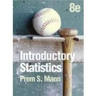 Introductory Statistics Eighth Edition