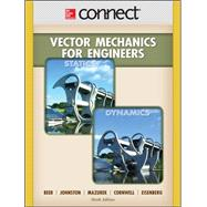 Connect Access Card for Vector Mechanics for Engineers: S&D