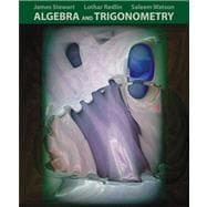 Algebra and Trigonometry (with Make the Grade and InfoTrac)