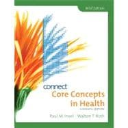Connect Personal Health Access Card for Core Concepts in Health, Brief