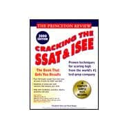 Princeton Review: Cracking the SSAT/ISEE, 2000 Edition