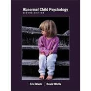 Abnormal Child Psychology W/Infotrac