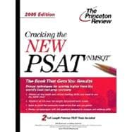 Cracking the NEW PSAT/NMSQT, 2005 Edition