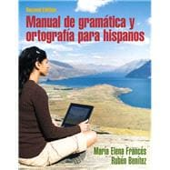 Manual de gramática y ortograf�a para hispanos Plus Spanish Grammar Checker Access Card (one semester)