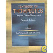 Textbook of Therapeutics Drug and Disease Management