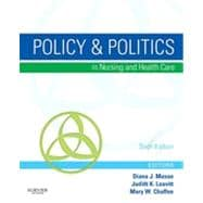Policy and Politics in Nursing and Health Care - Pageburst on VitalSource, 6th Edition