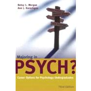 Majoring In Psych?