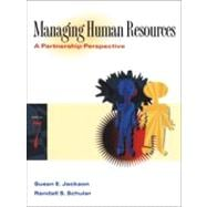 Managing Human Resources : A Partner Perspective