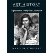 Art History Portable Edition, Book 6 : 18th - 21st Century (with MyArtKit Student Access Code Card)