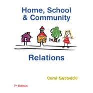 Home, School, and Community Relations, 7th Edition
