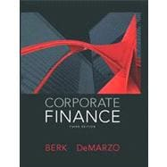Corporate Finance Plus NEW MyFinanceLab with Pearson eText -- Access Card Package