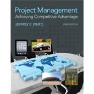 Project Management: Achieving Competive Advantage