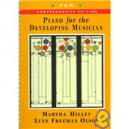Pdm : Piano for the Developing Musician : Comprehensive Edition (Spiral)