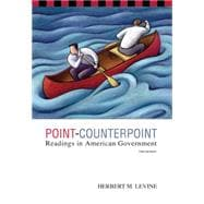Point-Counterpoint Readings in American Government