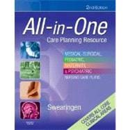 All-in-One Care Planning Resource: Care Planning Resource : Medical-surgical, Pediatric, Maternity, & Psychiatric Nursing Care Plans
