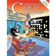 C: How to Program