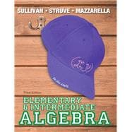 Elementary and Intermediate Algebra Plus MyMathLab -- Access Card Package