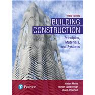Building Construction Principles, Materials, and Systems