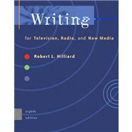 Writing for Television, Radio, and New Media (with InfoTrac)