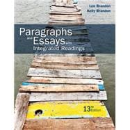 Paragraphs and Essays With Integrated Readings
