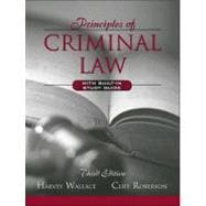 Principles of Criminal Law (with Built-in Study Guide)