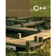 Problem Solving with C++ plus MyProgrammingLab with Pearson eText -- Access Card Package