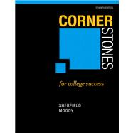 Cornerstones for College Success Plus NEW MyStudentSuccessLab  Update -- Access Card Package