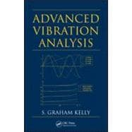 Advanced Vibration Analysis 9780849334191R