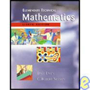 Elementary Technical Mathematics, Cloth Ed