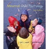 Abnormal Child Psychology With Infotrac