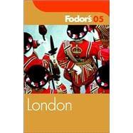 Fodor's London 2005