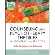 Counseling and Psychotherapy Theories in Context and Practice, 2/e