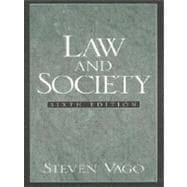 Law and Society (6th)