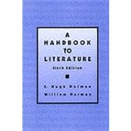 HANDBOOK TO LITERATURE (COLLEGE ED)