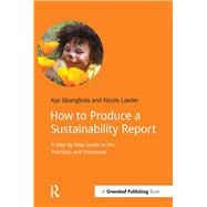 How to Produce a Sustainability Report 9781910174210R