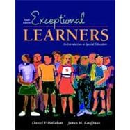 Exceptional Learners : Introduction to Special Education