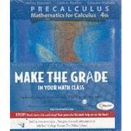 Precalculus With Infotrac: Mathematics for Calculus