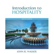 Introduction to Hospitality and Plus MyHospitalityLab with Pearson eText -- Access Card Package